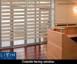Blinds In The Window Outside Facing Window 1090070120 Jpg