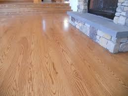 oak a striking wood floor for san francisco home