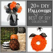 Easy Halloween Craft Projects - homemade halloween craft ideas part 35 diy halloween projects