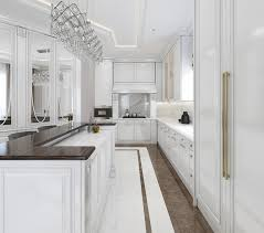 kitchen galley design ideas 35 beautiful white kitchen designs with pictures designing idea