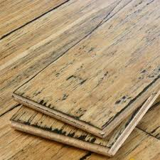 handscraped strand woven bamboo flooring global sources
