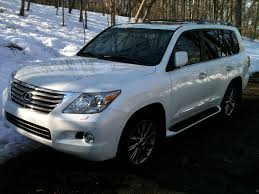 lexus lx 570 for sale mn mn fs my 2010 pearl white lx570 dvd nav ml cool box loaded 54k