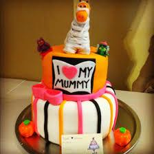 mummy halloween cake cake lovers i love my mummy baby shower
