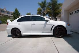 mitsubishi evo white official wicked white evo x picture thread page 4 evolutionm