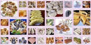 cuisine alg駻ienne gateaux gâteaux algériens 2017 pâtisserie orientale