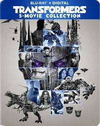 best black friday deals digital movies transformers 5 movie collection steelbook blu ray includes