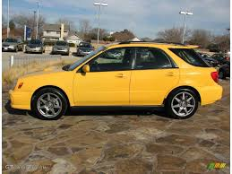 yellow subaru baja new factory sti wrx color page 5 nasioc