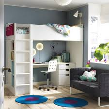 Ikea Bedroom Ideas by Ikea Kids Bedroom Ideas Linen Upholstery Fabric Beds Frame White