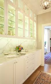 Butlers Pantry Cabinets Dishy Butler Pantry Cabinets With Pendant Light White Countertop