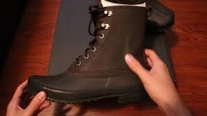 Unboxing Uggs Men Yucca Boots Youtube