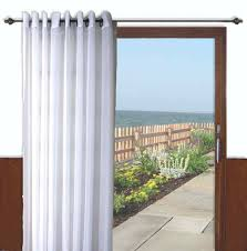 Pinch Pleat Curtains For Sliding by Insulated Patio Door Drapes Images Doors Design Ideas