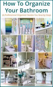 46 best bathroom organization ideas images on pinterest