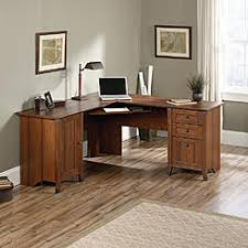 Sauder L Shaped Desk With Hutch Sauder Computer Desk Hutch