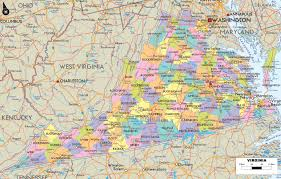 Floyd Va Map Virginia Map