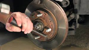 how to replace front brakes hyundai 01 06 youtube