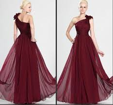 Wine Colored Bridesmaid Dresses Compare Prices On Red Wine Bridesmaid Online Shopping Buy Low