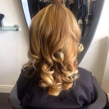 thank you indulge hair for my gorgeous colour and curly blow dry