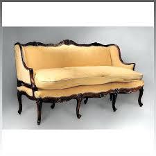 sofa canapé provincial c provincial canape or sofa
