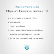 magnesio supremo composizione magnesio in gravidanza le funzioni e il corretto fabbisogno vanda