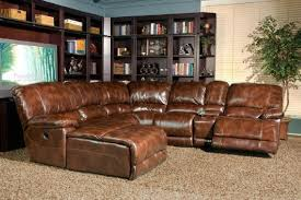 Thomasville Sectional Sofas by Thomasville Leather Reclining Sofa