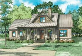 Weekend Cabin Floor Plans Weekend Retreat Craftsman Home Plan 055d 0939 House Plans And More