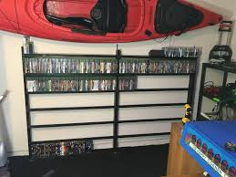 Video Game Home Decor by Cheap Diy Video Game Or Dvd Shelves 15 And An Hour Of Work For