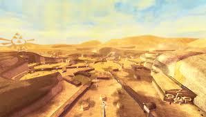 Skyward Sword Map Lanayru Desert Zelda Wiki