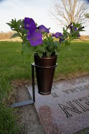 Vase Holders Amazon Com Ground Mount 204cv Flower Display Home U0026 Kitchen