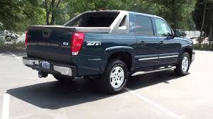 2005 chevrolet avalanche specs and photos strongauto