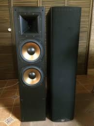 home theater tower speakers klipsch rf3 tower speakers