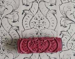 paint rollers with patterns patterned paint roller no 7 from paint courage brilliant