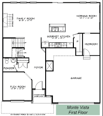 silverthorne homes the monte vista floor plan silverthorne homes and enjoy your home not the mess with the large mudroom off of the garage it s perfect for the family on the go