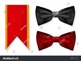 tie ribbon bow tie ribbon stock vector 72642274