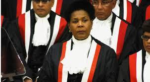 femme de chambre lesbienne la 1ère femme présidente de et tobago accusée d être une