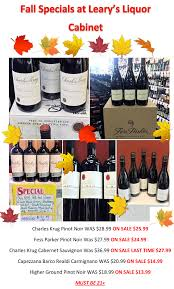 wine ls for sale great wines at great prices learys liquor cabinet store darien