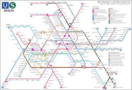 Amsterdam Metro Map by Berlin Metro Map U2013 The College U0027s Guide To Study Abroad