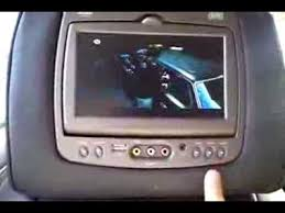 cadillac escalade dvd player how to use your dvd system on a cadillac escalade