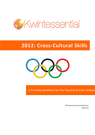 cross cultural skills a training handbook for the tourism u0026 hotel in u2026