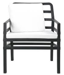 Aria Patio Furniture Outdoors The - nardi aria arm chair outdoor furniture ideas