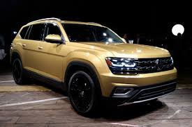 black volkswagen atlas volkswagen atlas suv revealed pictures volkswagen atlas la