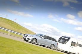 mercedes towing mercedes e250 cdi estate tow car awards