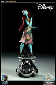 sally the nightmare before polystone statue electric