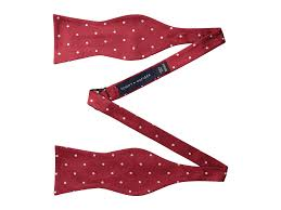 Tommy Hilfiger Wallpaper by Tommy Hilfiger Dot And Gingham Bowtie U0026 Pocket Square Set In Red