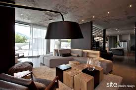 modern home design interior dramatic modern house by site interior design decoholic