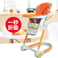 baby high chair that attaches to table pouch multifunctional baby high chair folding seat adjustable