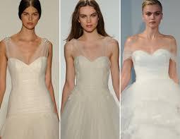 wedding dress sheer straps the dress shall i add straps weddingbee