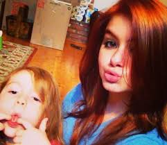 hair styliest eve ariel winter goes from red to blonde stylish eve of ariel winter