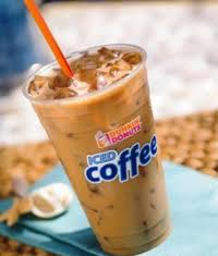 Coffee Dunkin Donut dunkin donuts coupon 49 medium iced coffee