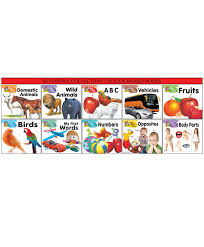 collection 1 of kids board books pack of 10 english online in