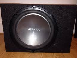 15 inch home theater subwoofer used kenwood 15inch 1500watt subwoofer only in e11 london for